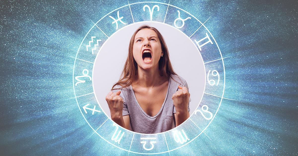 Негативные привычки Знаков Зодиака