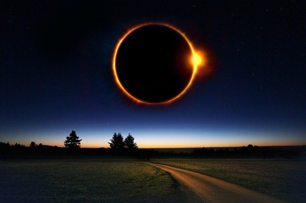 Календарь лунных и солнечных Затмений на 2021 год