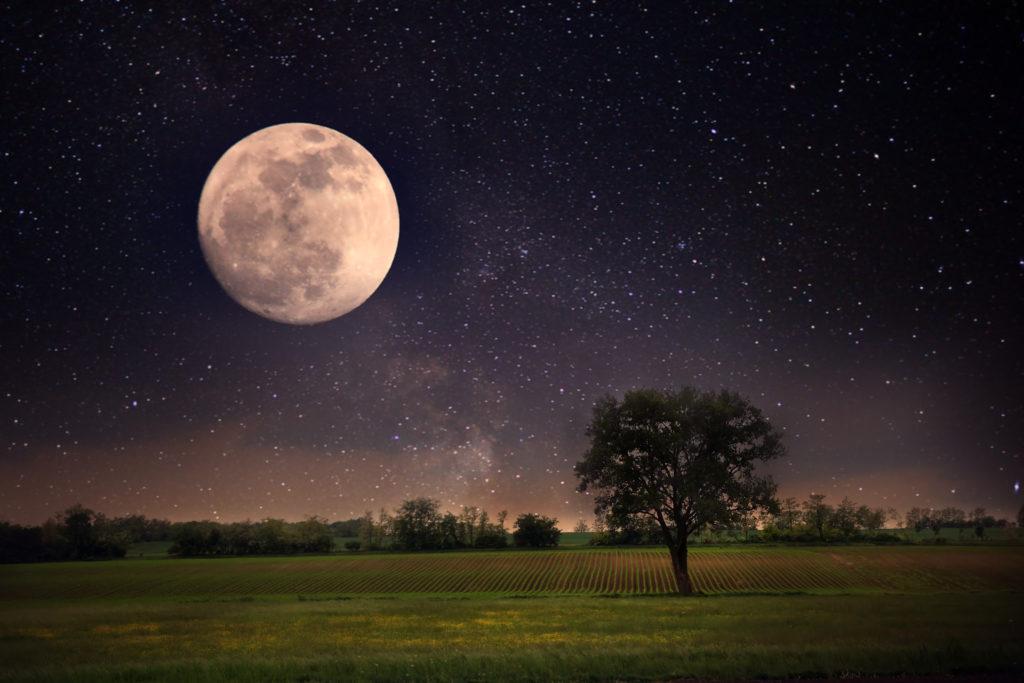 Приметы и поверья о луне